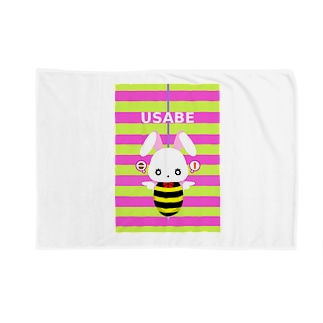 【USABE ウサビ】  Blankets