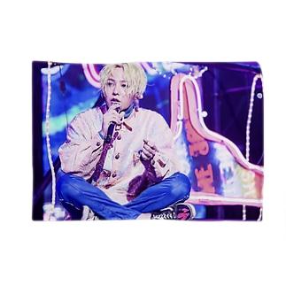 BIGBANGジヨンの応援グッズ Blankets
