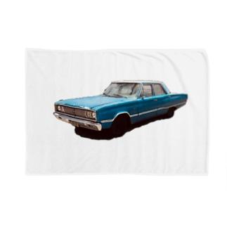 アメリカン車 Blankets