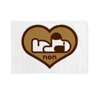 パ紋No.2884 non Blankets