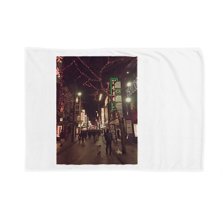 RAIMOON  中華街の素敵な一枚 Blankets