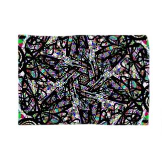 ゼンタングル(Zentangle)part1 Blankets