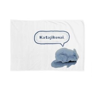 かたじけない Blankets