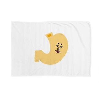 胃んどん Blankets
