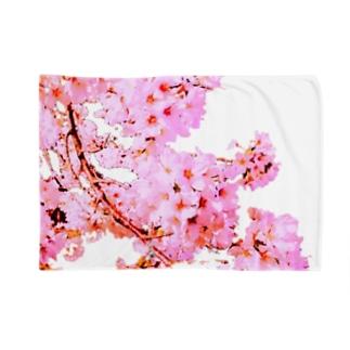 sakuraちゃん Blankets