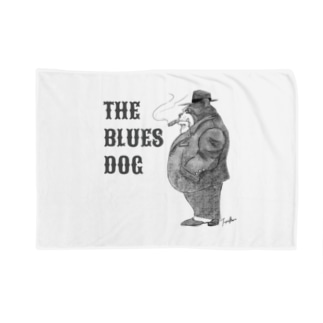 The Blues Dog Blankets