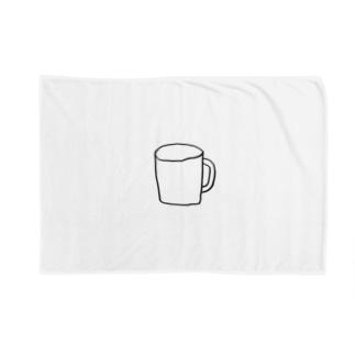 こっぷ Blankets