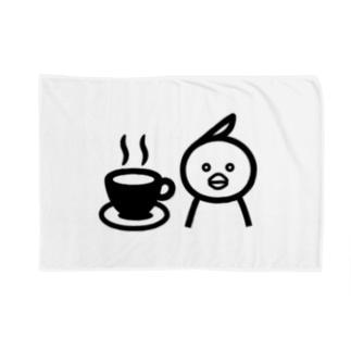珈琲ちどり屋 Blankets