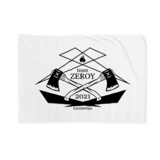 team ZEROY サマーアイテム Blankets