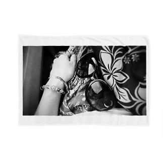助手席の夏 Blankets