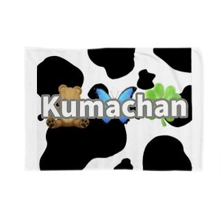 牛柄🐄🤍 Blankets