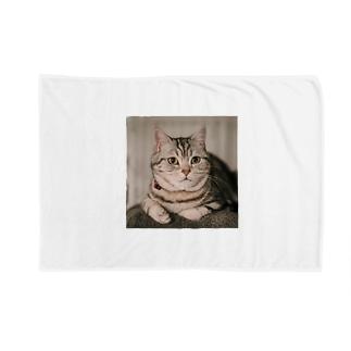 くつろぐゆず Blankets