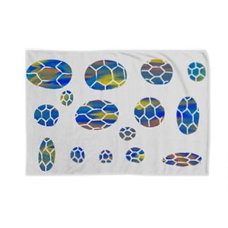 亀甲柄 Blankets