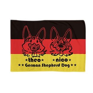 ドイツカラー Blankets