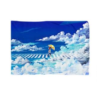 葵野ケイコ『青は進め』 Blankets