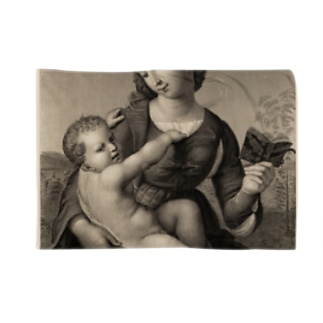 母子像 Blankets