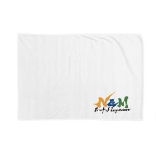 #NEM  3colors Blankets