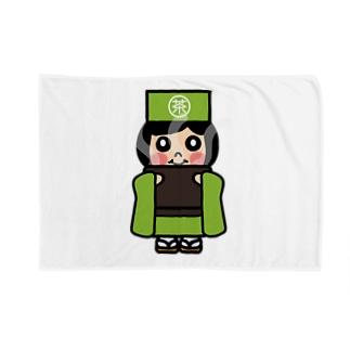 お茶子ちゃん Blankets
