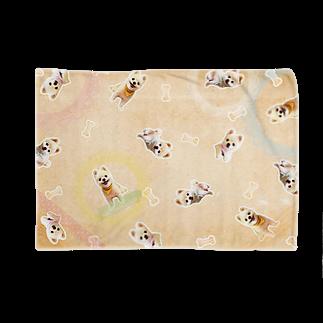 GignoSystemJapanの犬の俊介(ブランケット) ブランケット