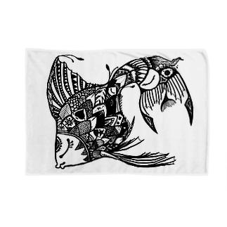 SAKANA Blankets