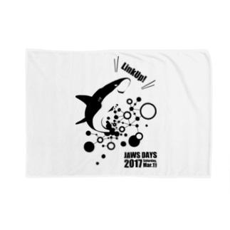 JAWS DAYS 2017 LinkUp Black Blankets