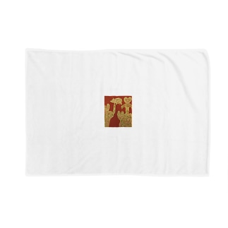 縄文土器 Blankets