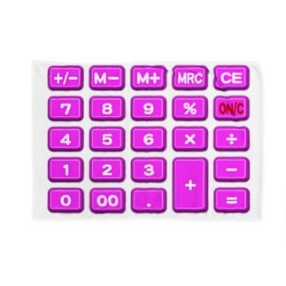 電卓pink ブランケット