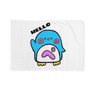 ペン・ギン太 Blankets