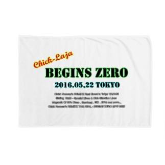 Chick-Laja TOKYO 2016 Blankets