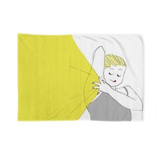 レーザー脱毛 Blankets
