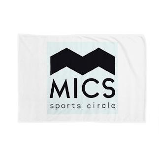 MICS公式グッズ Blankets