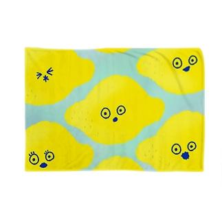 夏を待ちわびるレモンたち。 Blankets