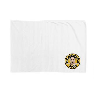 江頭 2:50 ブランケット(American Vintage yellow) Blankets