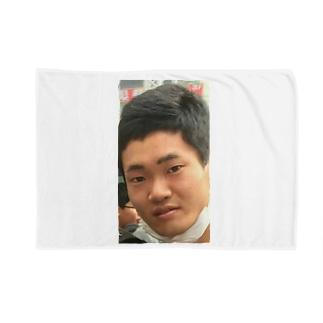 上田グッズ Blankets
