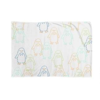 ペンちゃんず(pt2) Blankets