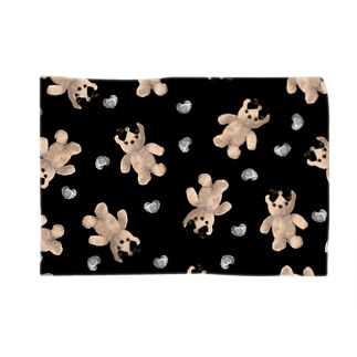 Lady.B Noir Blankets
