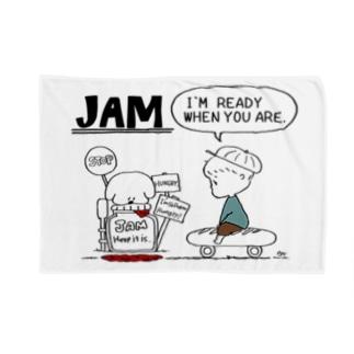JAM&BOY Blankets