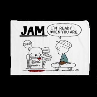 egu shopのJAM&BOY Blankets