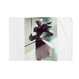闘技演武【公式グッズ】MWF14断咎のスラッシュロード Blankets