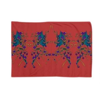 赤いリンリン Blankets