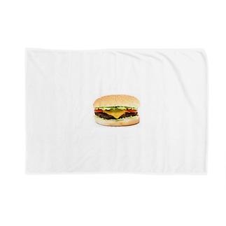ハンバーガーくん! Blankets