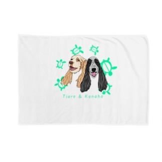 tiare&kanaha Blankets