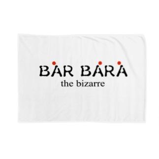 バルバラロゴシリーズ Blankets