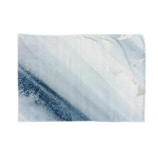 Sumi - Silver leaf Blankets