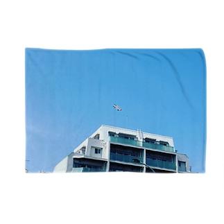 飛行船のやつ Blankets