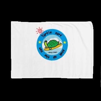 decoppaのサーフィンカメさん Blankets