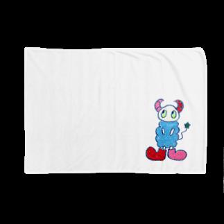 space a:kumoのa:kumoシリーズ Blankets