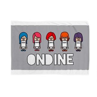 ONDINE 公式part2 Blankets