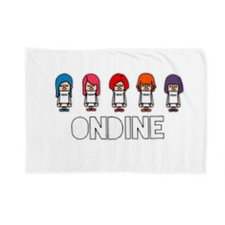 ONDINE公式グッズ Blankets