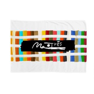 エスニックボックスロゴ Blankets